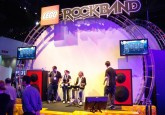 Before my first appointment today, I spent a little time checking out LEGO Rock Band, which has three large stages set up at the Warner Bros booth. It's basically a […]
